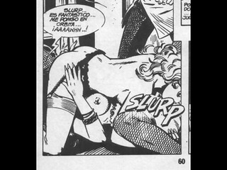 lesbo outtakes of erotic comics