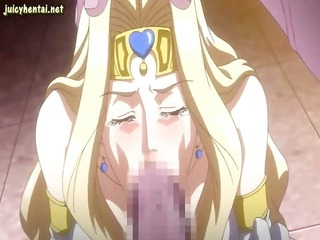 anime gets fucked and squirting