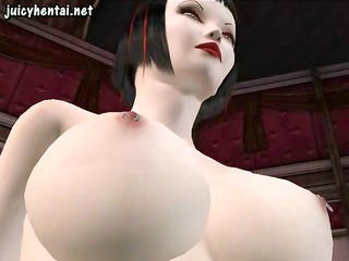 indecent 5d-animated belles with sweet pookies do